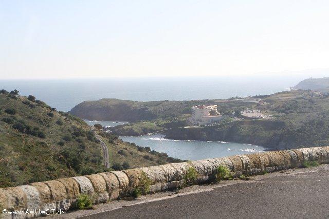Küste Frankreich