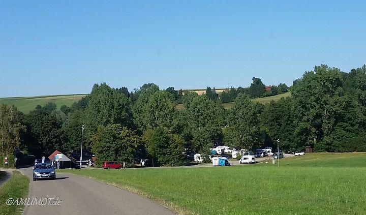 Welzheim Aichstrutsee