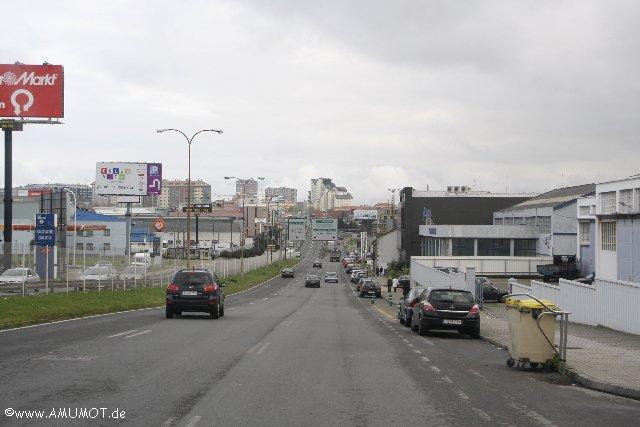 Stadt La Coruna