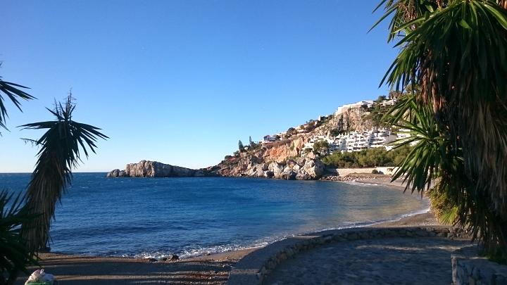 Bucht von La-Herradura