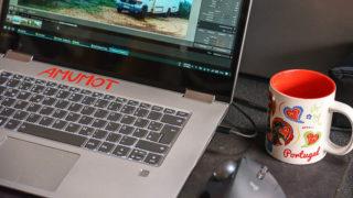 Laptop für Lightroom mit dedizierter Grafikkarte