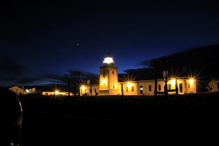 leuchturm an der atlantik Küste in Portugal Alentejo