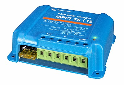 Laderegler für Lithium Batterien
