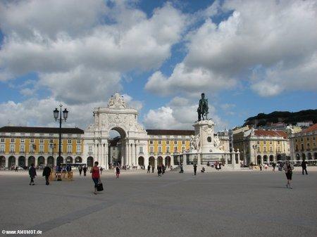 Stadtbesichtigung Lissabon portugal