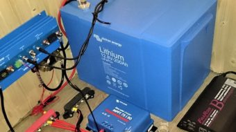 ladekennlinie für Lithium Batterien