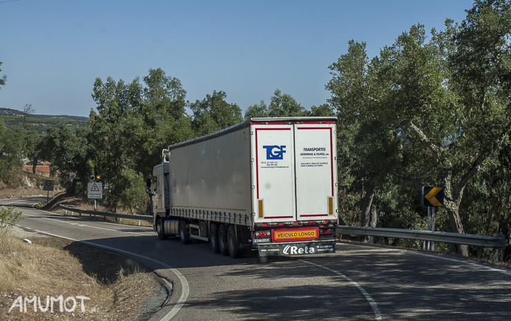 LKW in Portugal