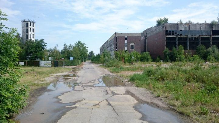 industriehallen lost place