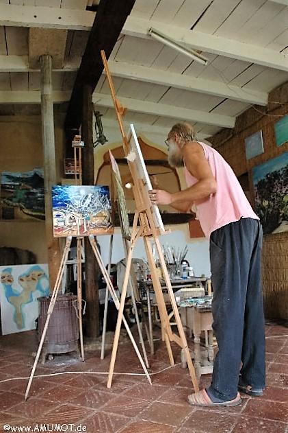 Maler Wolfgang