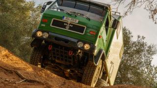 Kupferminen und Träume von Expeditionsmobilen