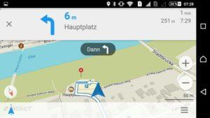 Maps.me Handy APP