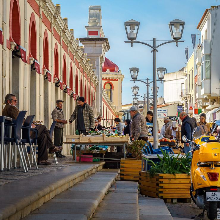 Marktttag Loule