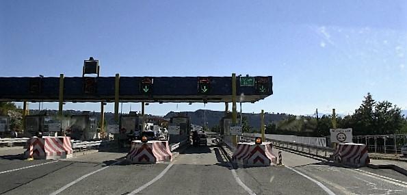 Mautkosten Kroatien Krk Brücke