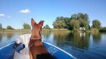 schlauchboot fahren in polen