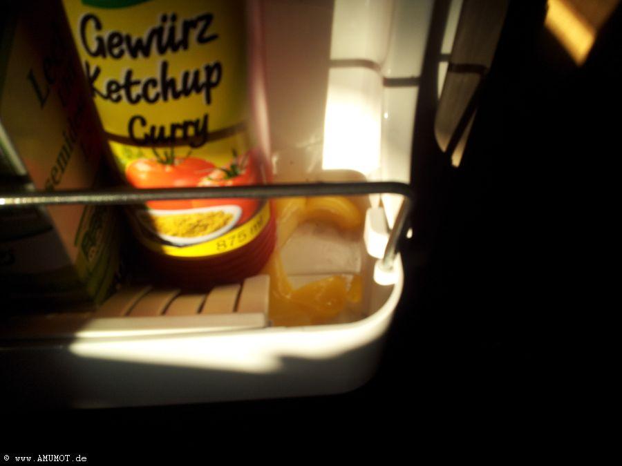 Mayonnaise im womo