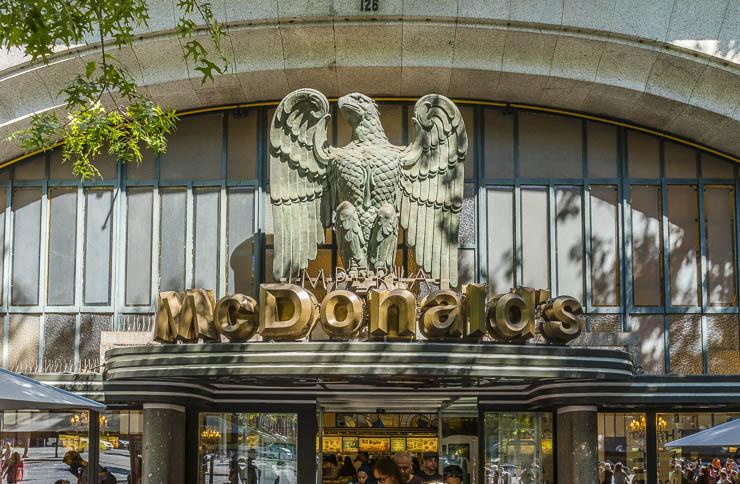 McDonalds Imperial Porto