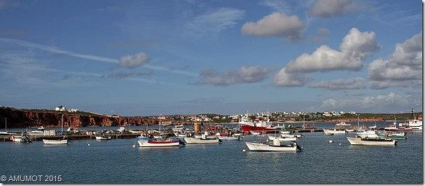 Sagres Hafen