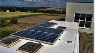 Solarertrag im Winter – Wohnmobil