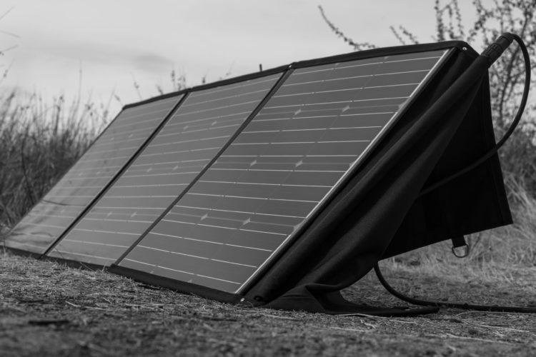 tragbares Solarmodul mit 180Wp