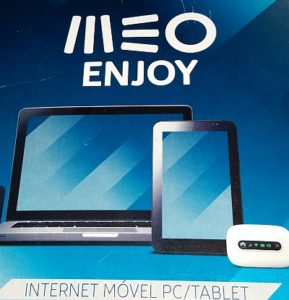 MEO Internet prepaid in Portugal