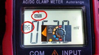 Anleitung zum Spannung messen