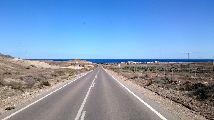 Endlich wieder Natur am Cabo de Gata