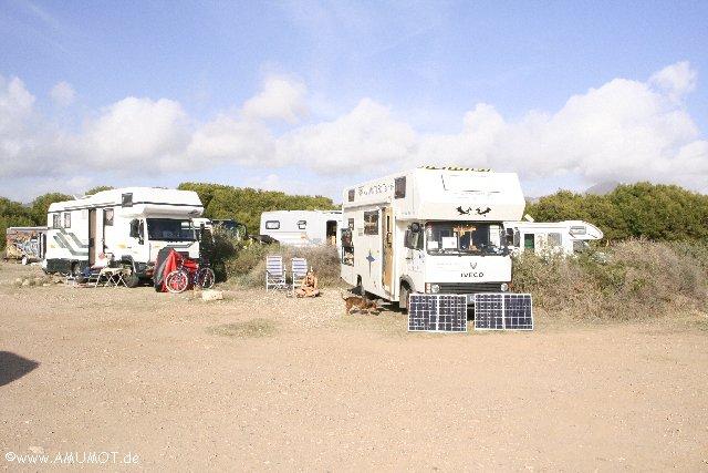 Solarkoffer in spanien