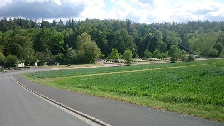 Stellplatz Neustadt an der Aisch