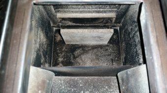 Mini Holzofen opimieren brennraum