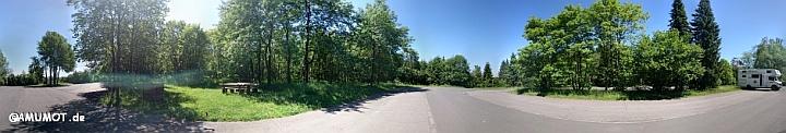 Gillerberg Parkplatz
