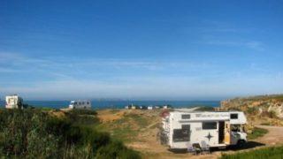 Von Nord Portugal an die Algarve