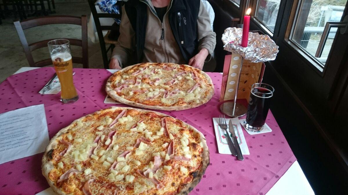 Big Pizza am Heidesee