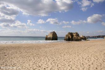 toller Sandstrand in portugal