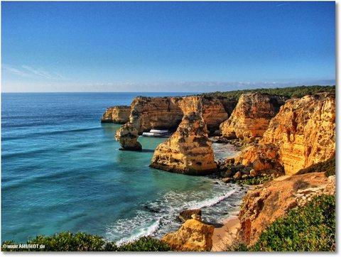 Algarve Wohnmobiltour