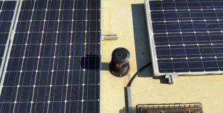 Verschattung beim (PV) Solarmodul