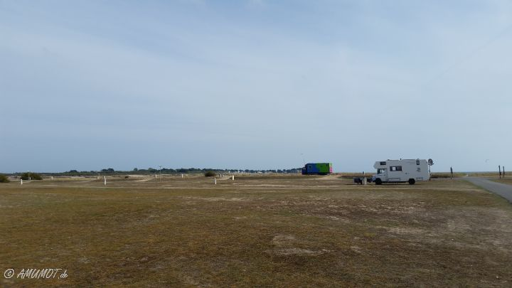Camping Municipal des Sables Blanc