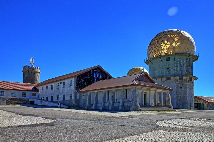 überwintern in portugal Die Radarstationen auf dem Torre