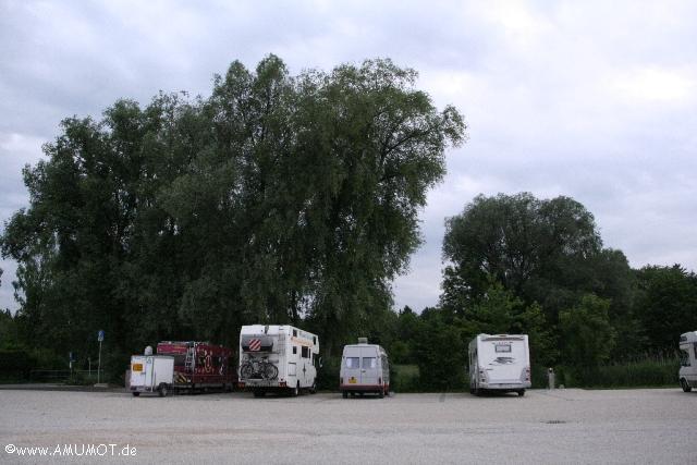 Wohnmobilstellplatz Rain am Lech
