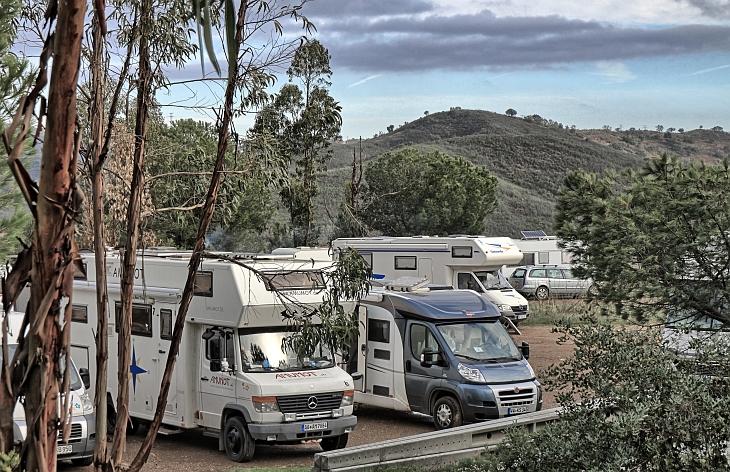wohnmobile überwintern in portugal