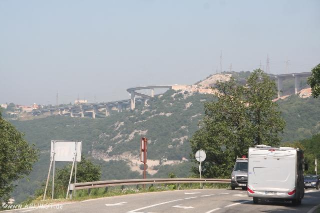 Brücke Rijeka