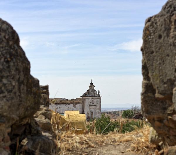Ruine in Campo Maior