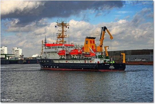 große schiffen bremerhaven