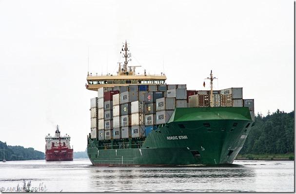 reger schiffverkehr