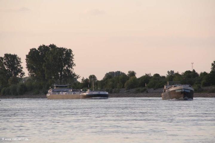 Rhein Schiffe