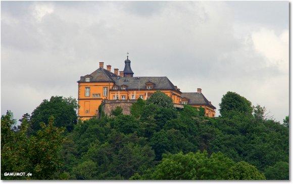 Schloss Friedrichstein Bad Wildungen.