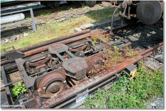 Schmalspurbahn Normalspurbahn