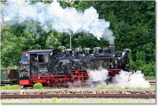 Schmalspurbahn Cranzahl–Kurort Oberwiesenthal