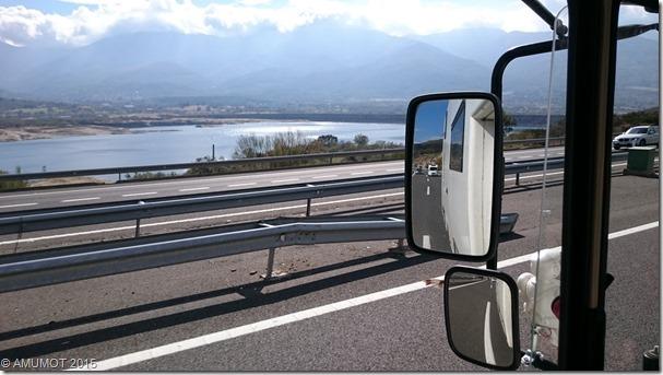 Autobahn Spanien