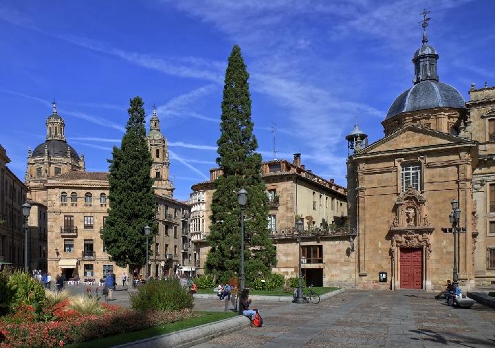 Altstadt Salamanca