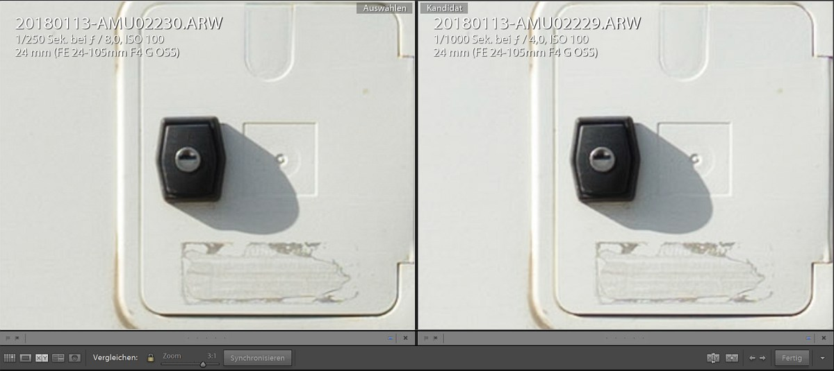 Testbild Sony 24-105mm