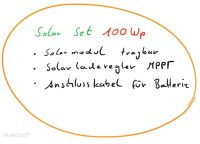 Solar Set 100Wp